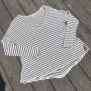 ❄️ Striped Tunic Long Sleeve